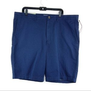 Navy Shorts Dot Pattern